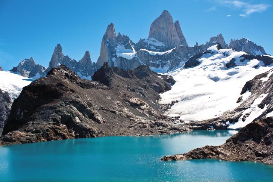 Čtyři perly Jižní Ameriky-Patagonie,Buenos Aires,Iguazú,Rio (fotografie 22)
