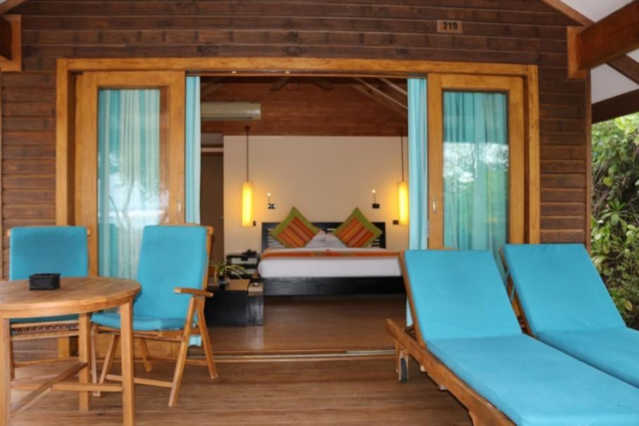 Hotel Canareef Resort Maldives (fotografie 8)