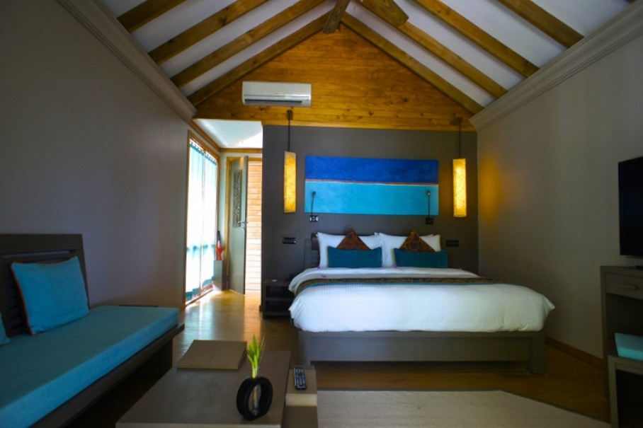 Hotel Canareef Resort Maldives (fotografie 10)