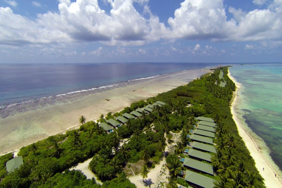 Hotel Canareef Resort Maldives (fotografie 12)