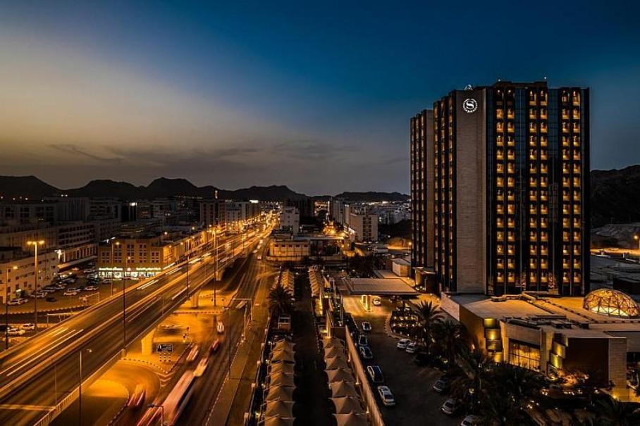 Hotel Sheraton Oman (fotografie 5)