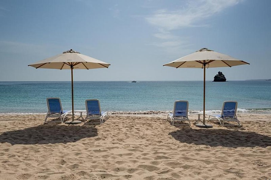 Hotel Sheraton Oman (fotografie 8)