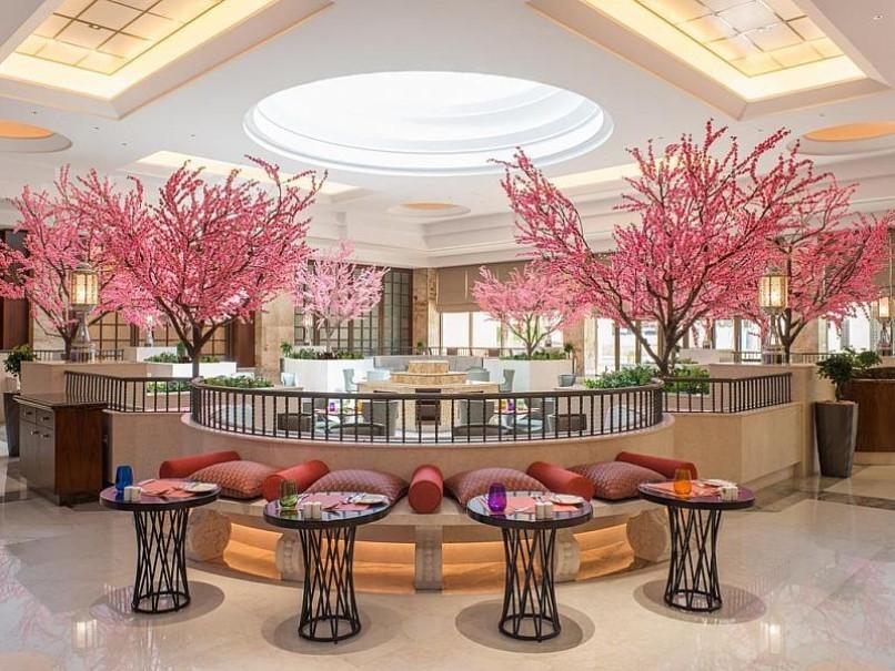 Hotel Sheraton Oman (fotografie 10)