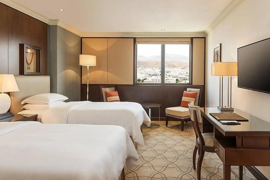 Hotel Sheraton Oman (fotografie 14)