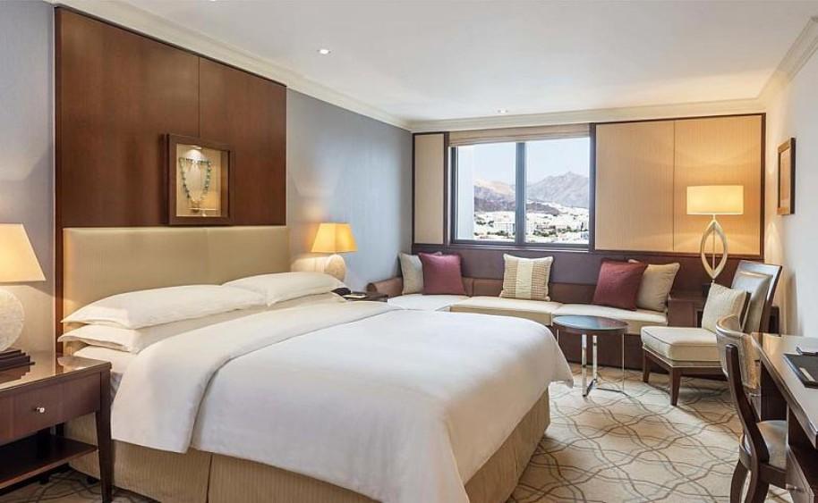 Hotel Sheraton Oman (fotografie 16)