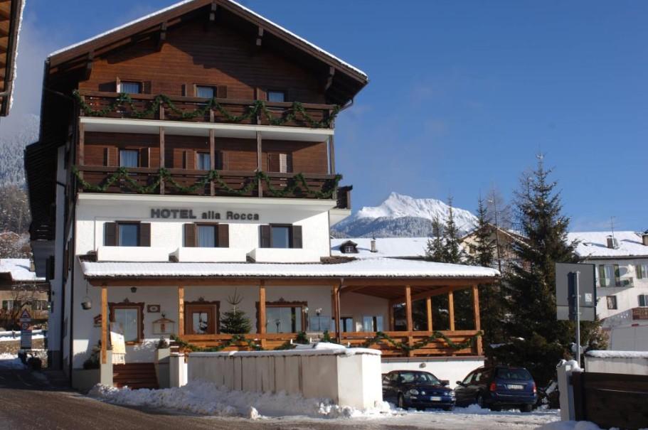 Hotel Alla Rocca (fotografie 1)