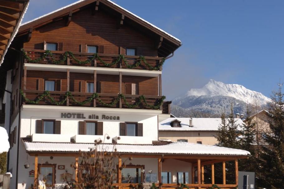 Hotel Alla Rocca (fotografie 9)
