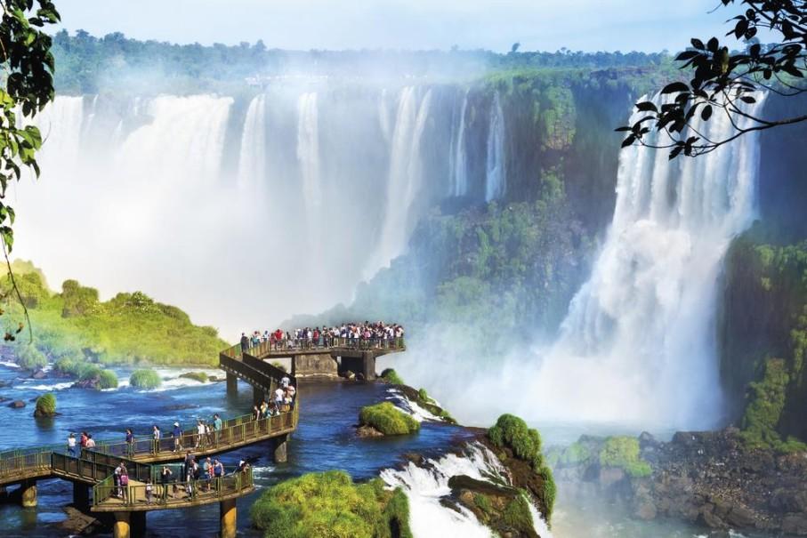 Argentina a Brazílie (fotografie 5)