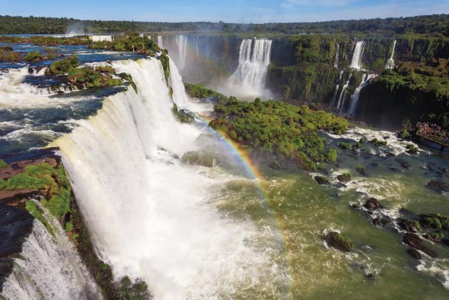 Argentina a Brazílie (fotografie 12)