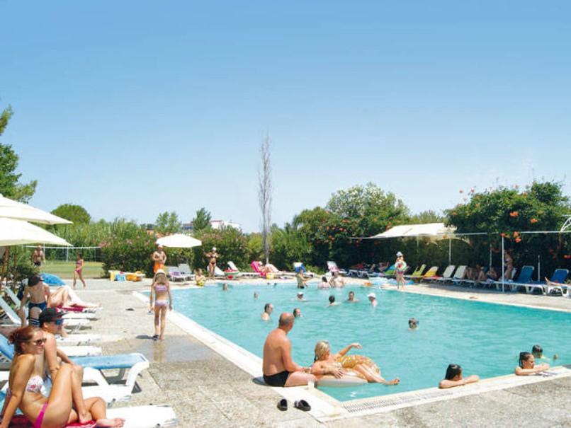 Hotel Evita Beach Alexandria Club (fotografie 28)