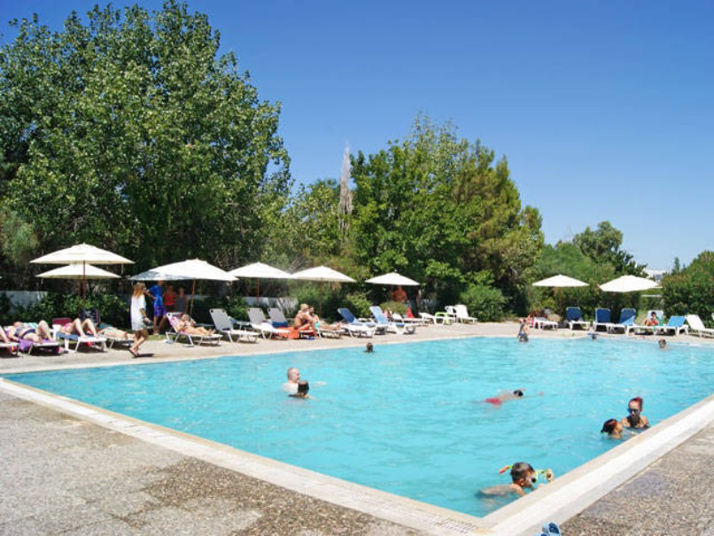 Hotel Evita Beach Alexandria Club (fotografie 41)