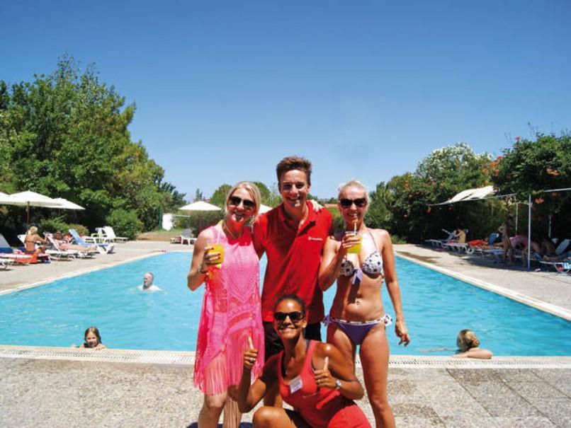 Hotel Evita Beach Alexandria Club (fotografie 43)