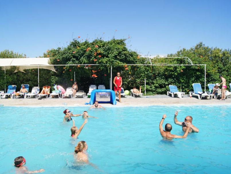 Hotel Evita Beach Alexandria Club (fotografie 44)