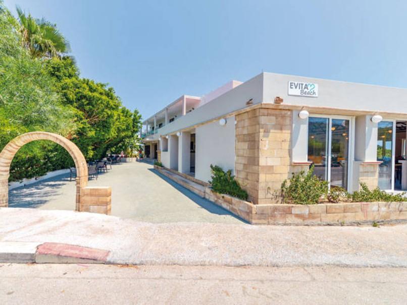 Hotel Evita Beach Alexandria Club (fotografie 50)