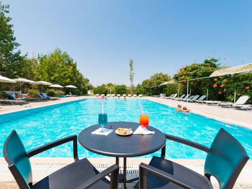 Hotel Evita Beach Alexandria Club (fotografie 53)
