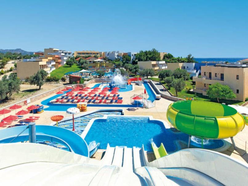 Hotel Atlantica Mikri Poli Alexandria Club (fotografie 1)