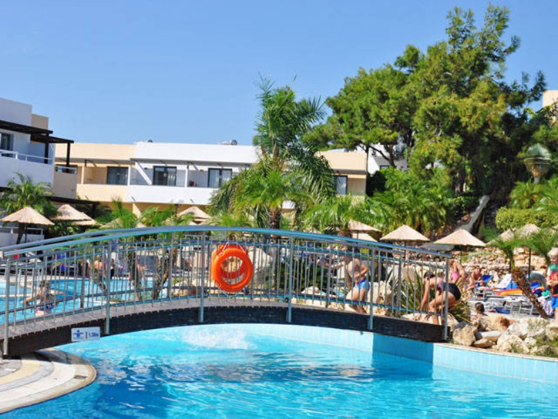 Hotel Atlantica Mikri Poli Alexandria Club (fotografie 46)