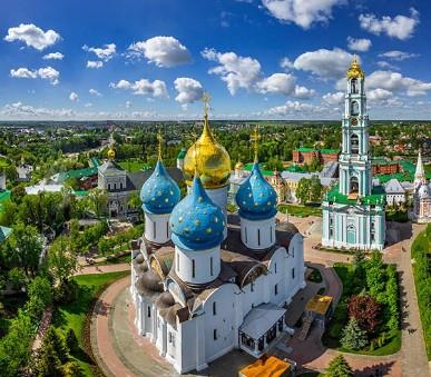 Zlaté srdce Ruska