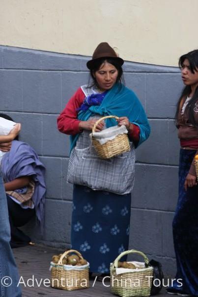 Ekvádor a Galapágy (fotografie 3)