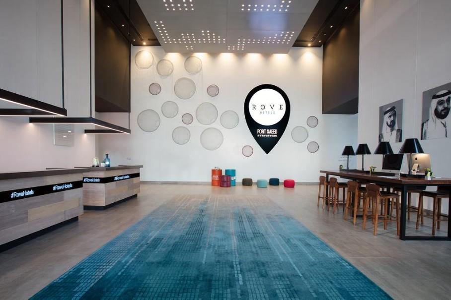 Hotel Rove City Centre (fotografie 12)