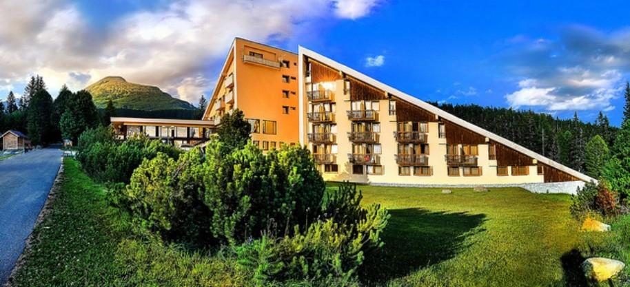 Hotel Fis (fotografie 1)