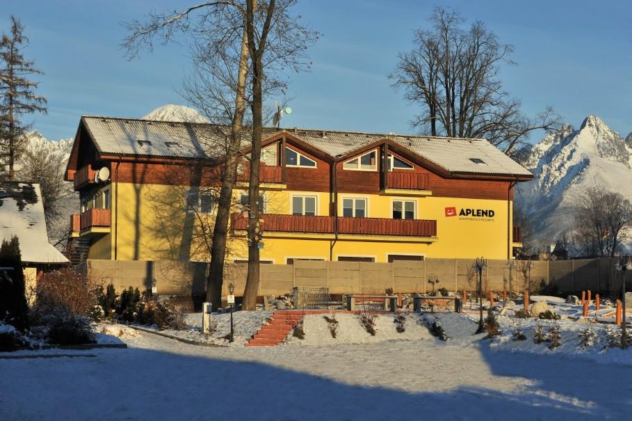 Apartmánový Dům Tatry Holiday (fotografie 38)