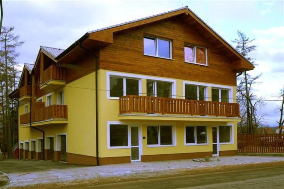 Apartmánový Dům Tatry Holiday (fotografie 1)