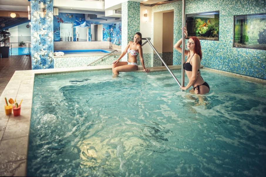 Ski & Wellness Residence Družba (fotografie 4)