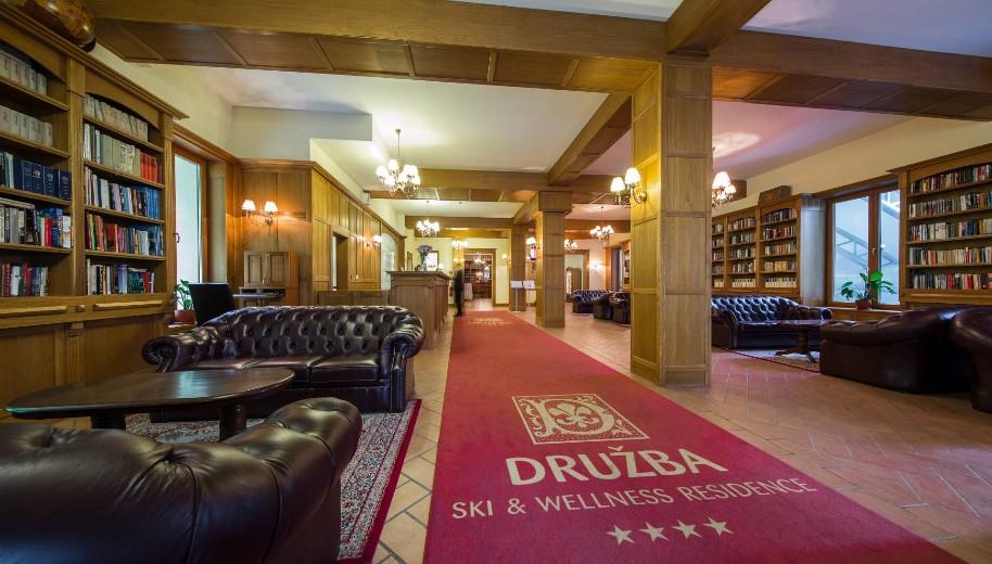 Ski & Wellness Residence Družba (fotografie 15)