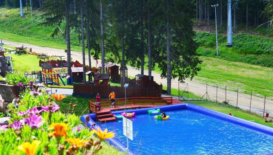 Ski & Wellness Residence Družba (fotografie 18)