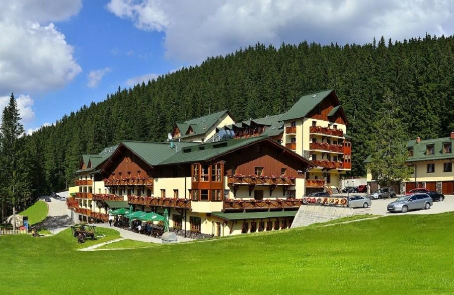 Ski & Wellness Residence Družba (fotografie 1)