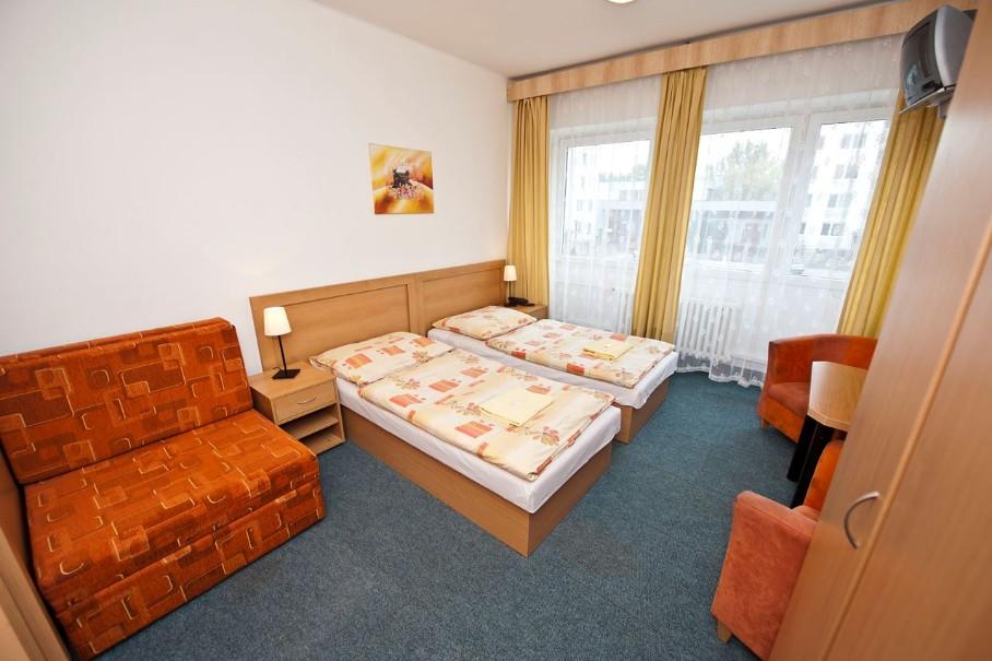 Hotel Plus (fotografie 2)