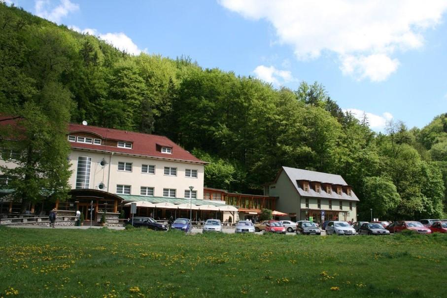 Hotel Skalní Mlýn (fotografie 2)