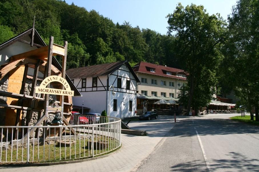 Hotel Skalní Mlýn (fotografie 11)