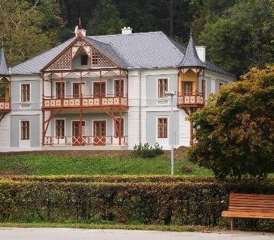Hotel Vila Alpská Růže (hlavní fotografie)
