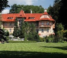 Hotel Jestřábí Luhačovice