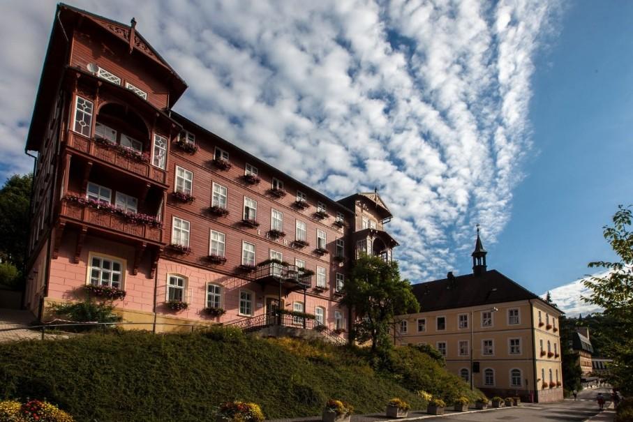 Lázeňský Hotel Terra (fotografie 1)