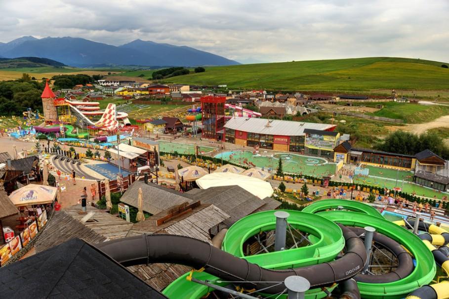 Aquapark Tatralandia - Holiday Village (fotografie 2)