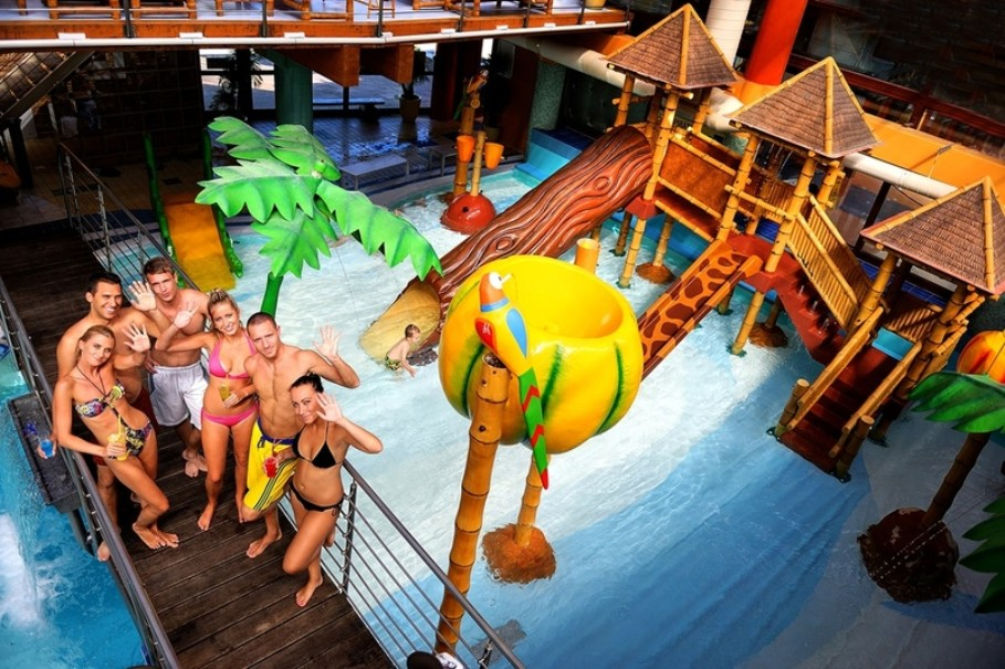 Aquapark Tatralandia - Holiday Village (fotografie 9)
