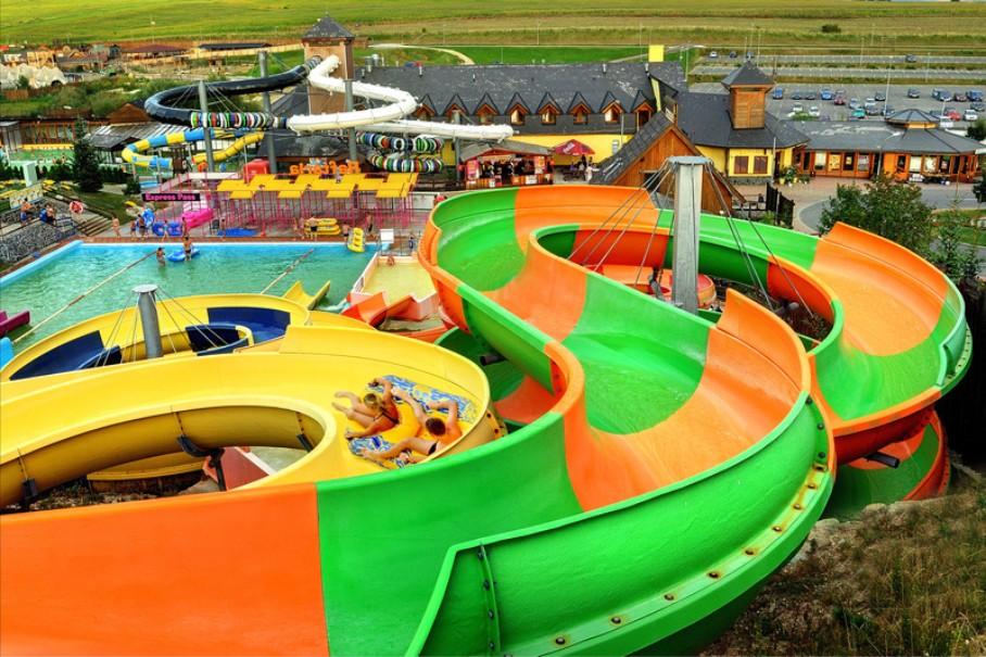 Aquapark Tatralandia - Holiday Village (fotografie 13)