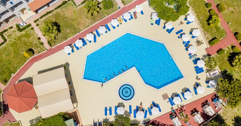 Hotel Lardos Bay (fotografie 11)