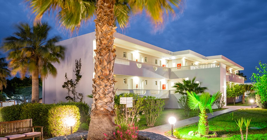 Hotel Lardos Bay (fotografie 12)