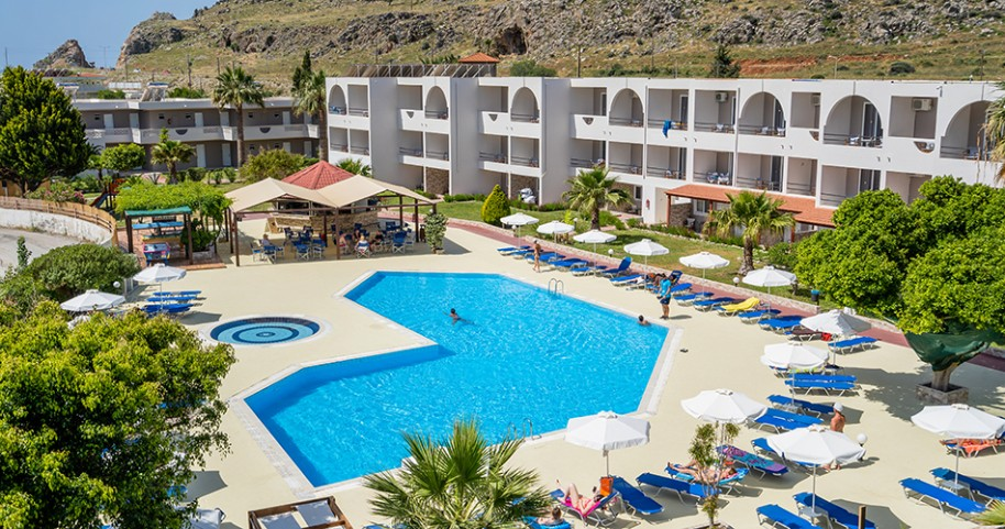 Hotel Lardos Bay (fotografie 13)