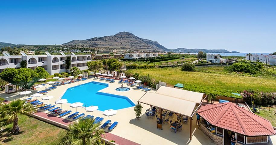 Hotel Lardos Bay (fotografie 14)