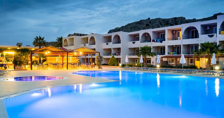 Hotel Lardos Bay (fotografie 17)