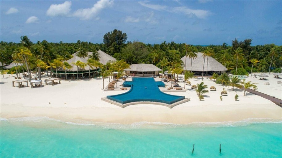 Hotel Kihaa Maldives Island Resort (fotografie 1)