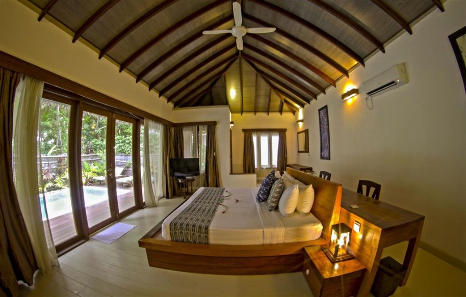 Hotel Kihaa Maldives Island Resort (fotografie 11)