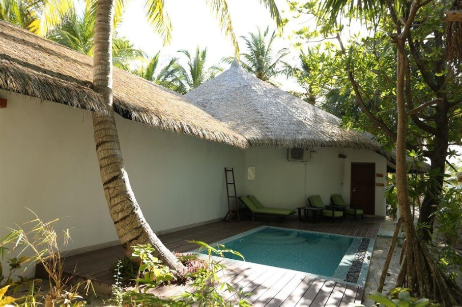 Hotel Kihaa Maldives Island Resort (fotografie 13)