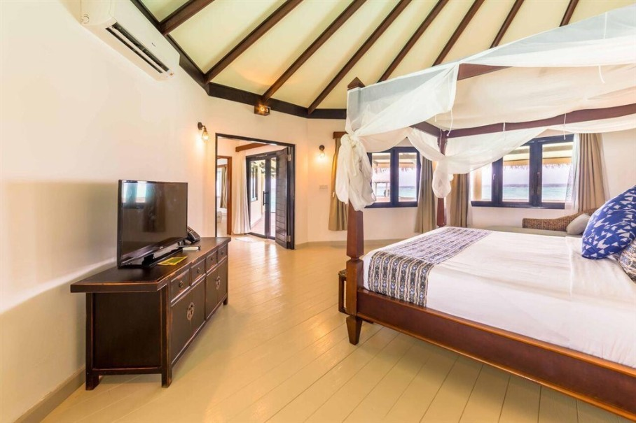 Hotel Kihaa Maldives Island Resort (fotografie 26)