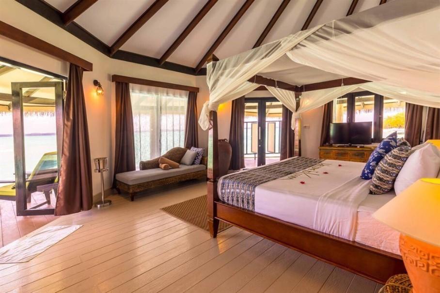 Hotel Kihaa Maldives Island Resort (fotografie 27)